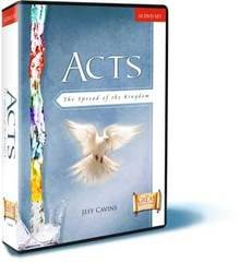 Acts: The Spread of the Kingdom DVD set