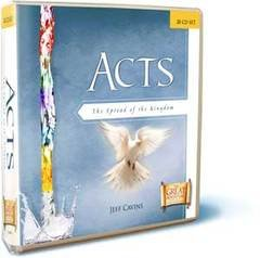 Acts: The Spread of the Kingdom CD set