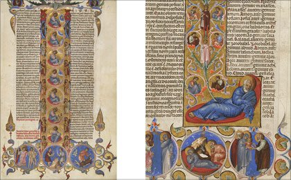 Art of the Bible: Illuminated Manuscripts from the Medieval World