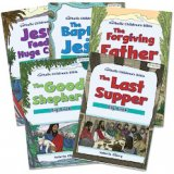 *Catholic Children's Bible New Testament Bible Big Book Pack