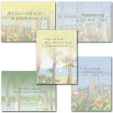 Celebration of Life- pack of 10 assorted sympathy cards