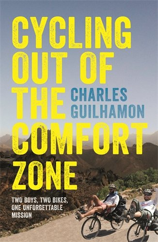 Cycling Out of the Comfort Zone: Two boys, two bikes, one unforgettable mission