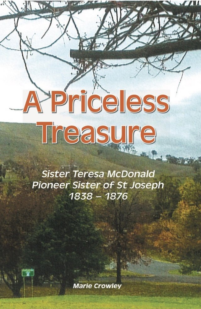 A Priceless Treasure (hard cover)