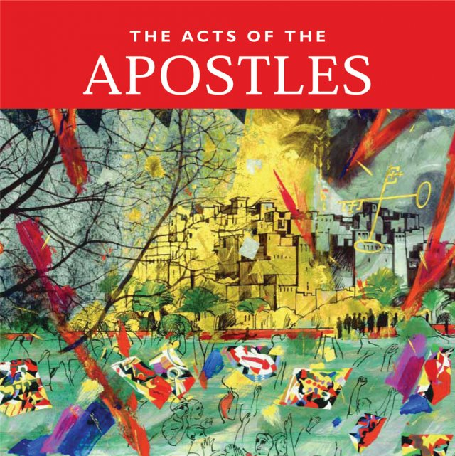 Acts of the Apostles Audio Lectures CD