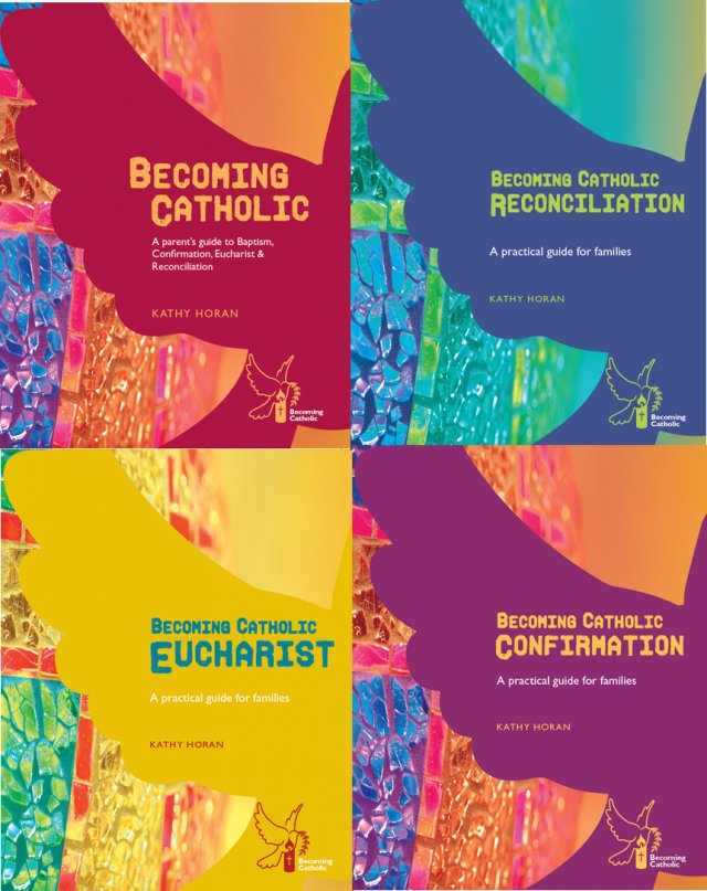 Becoming Catholic Series Review Pack