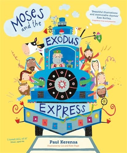 Moses and the Exodus Express