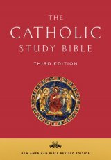 Catholic Study Bible NABRE New American Bible Revised Third edition  Hardcover