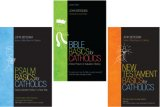 Bible Basics for Catholics Set of 3 books