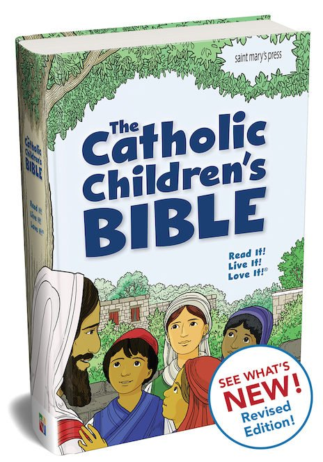 Catholic Children's Bible hardcover Good News Translation Second Edition